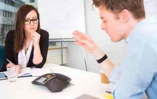 Lijn voor groepsgesprekken en conference calls vol voordelen!