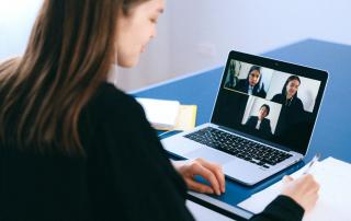 teams video conference
